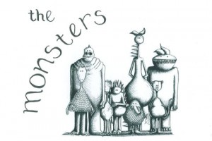 The Monsters Icon
